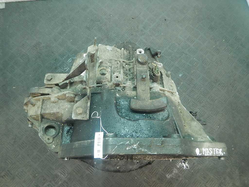 КПП 6ст (механическая коробка) Renault Master 2  PK6 030