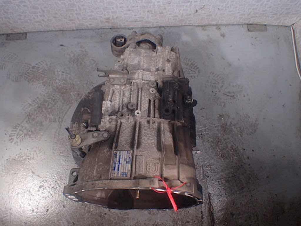 КПП 6ст (механическая коробка) Renault Mascott  6S380VO