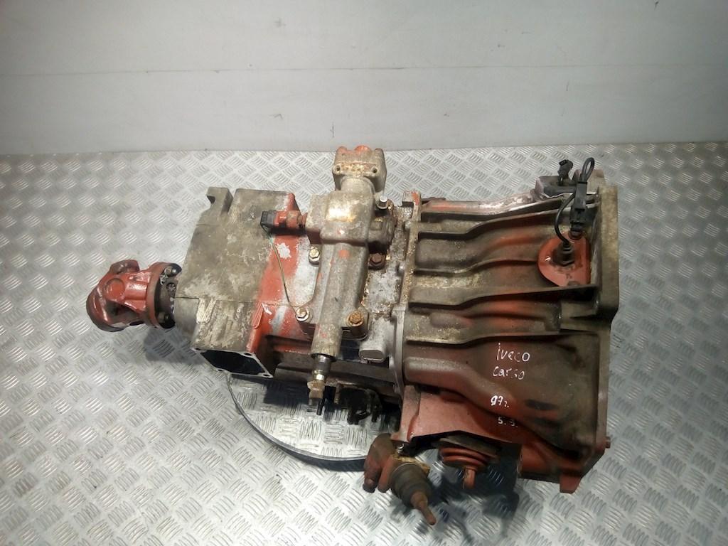 КПП 6ст (механическая коробка) Iveco EuroCargo  2845.606M97 / 8859171