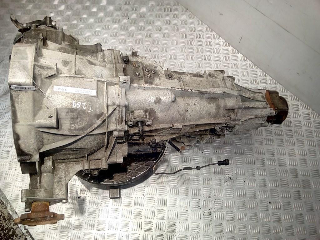 КПП 6ст (механическая коробка) Audi A5 8T  KMU