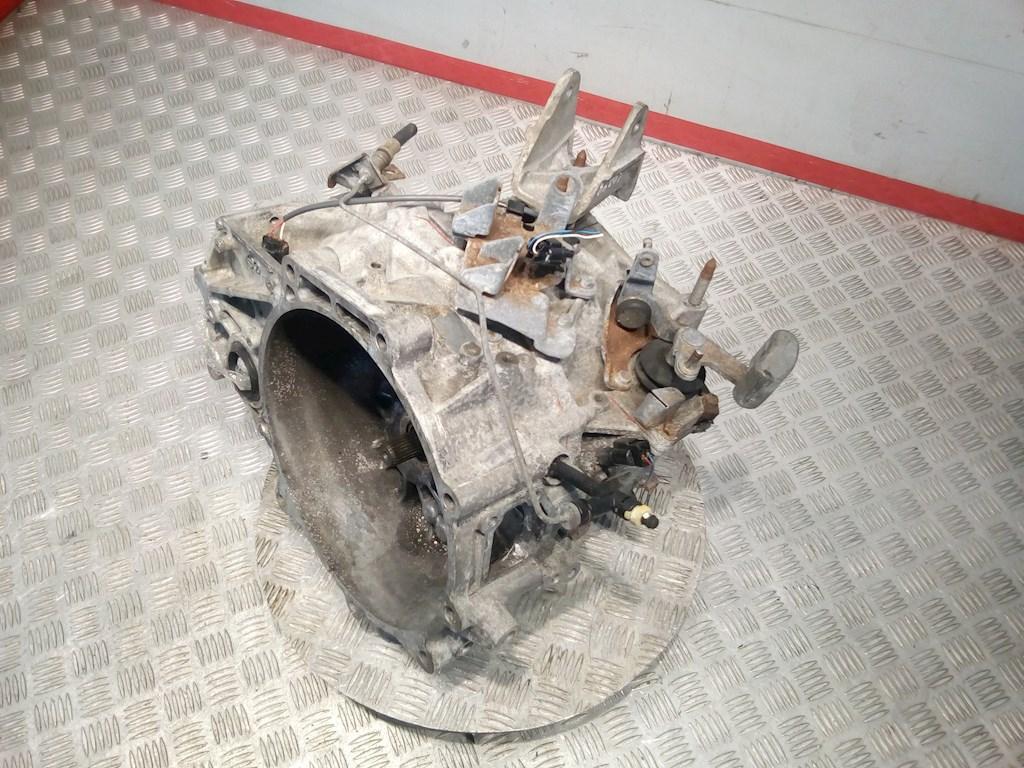 КПП 6ст (механическая коробка) Mitsubishi Grandis  не читается