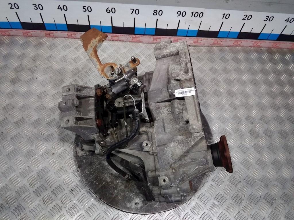 КПП 6ст (механическая коробка) Volkswagen Golf Plus  HEU