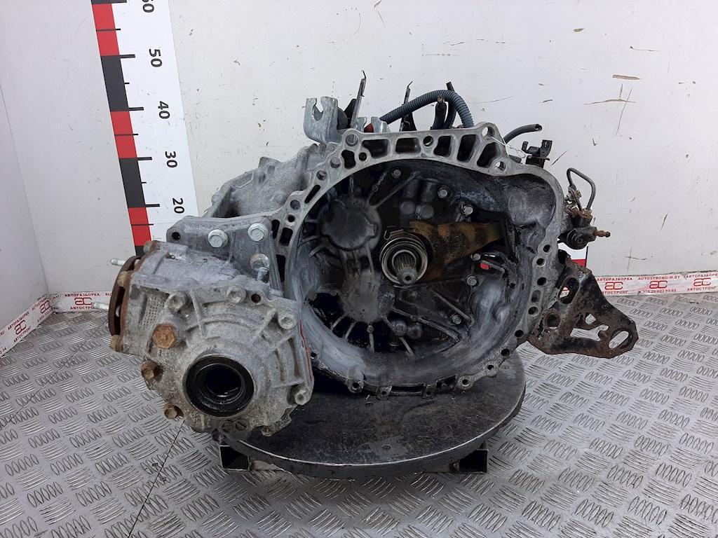 КПП 6ст (механическая коробка) Toyota Rav4 3  не читается
