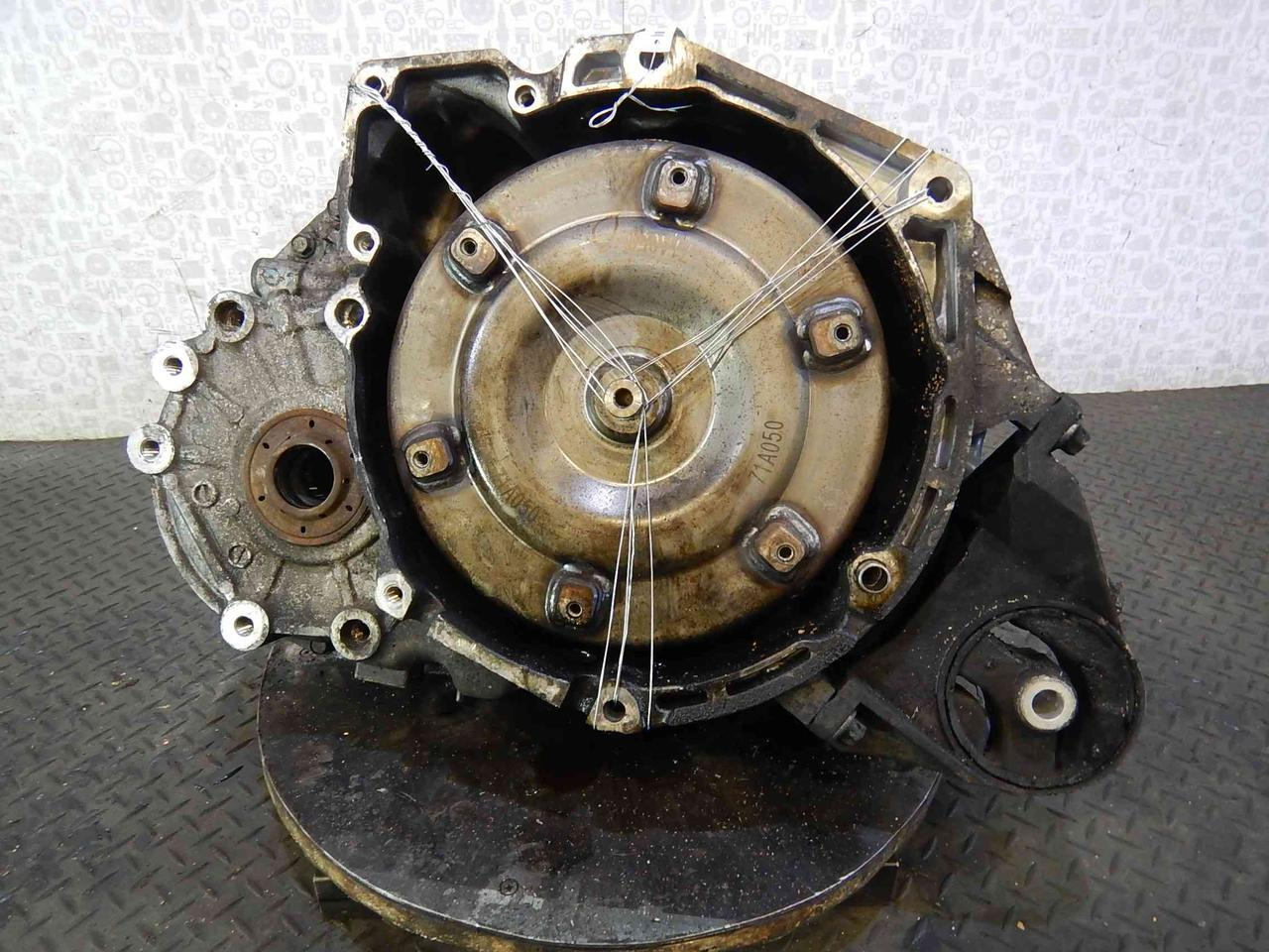 КПП автомат (автоматическая коробка) Saab 9 3 (2)  TF-80SC AF40