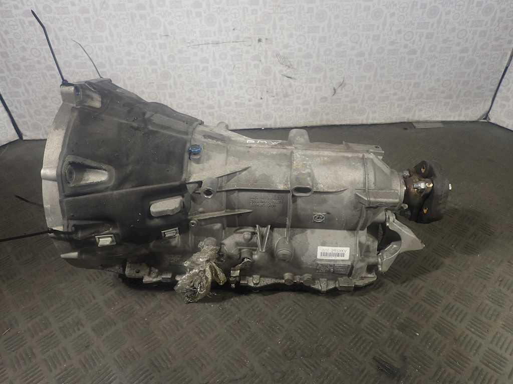 КПП автомат (автоматическая коробка) BMW 5 Series (F10/F11)  8HP-45