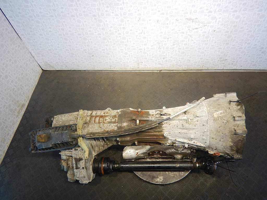 КПП автомат (автоматическая коробка) Porsche Cayenne (9PA)  09D 300 036 P