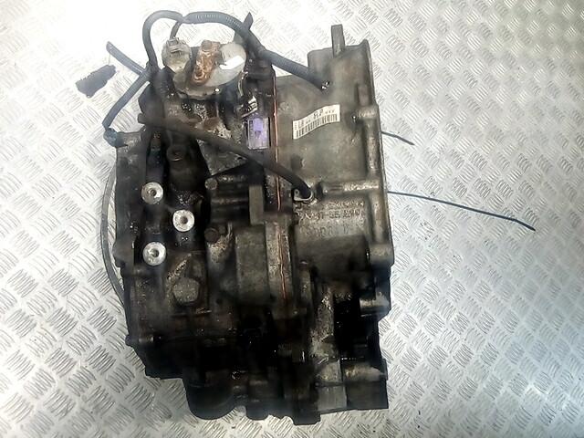 КПП автомат (автоматическая коробка) Opel Antara (L07)  55-51 AF33, 96624972
