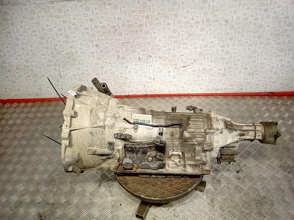 КПП автомат (автоматическая коробка) Lexus IS 2  06DTC34299