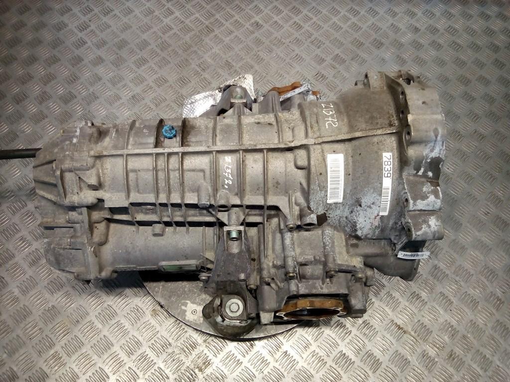 КПП автомат (автоматическая коробка) Audi A6 C5  5HP-19 FRT