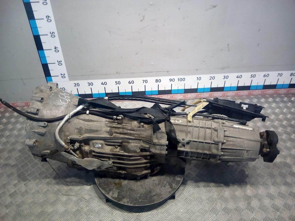 КПП автомат (автоматическая коробка) Porsche Cayenne (9PA)  09D 300 036 P / TR-60SN