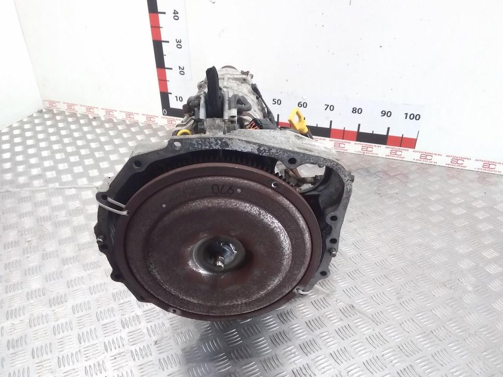 КПП автомат (автоматическая коробка) Subaru Legacy 4  не читается