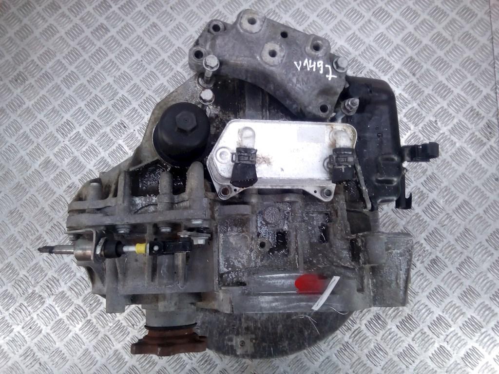 КПП автомат (автоматическая коробка) Volkswagen Passat 6  KMX