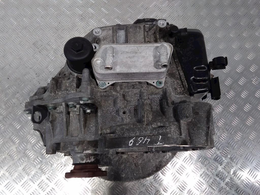 КПП робот (автоматическая коробка) Volkswagen Touran  не читается