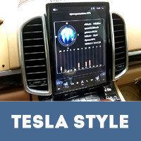 Автомагнитолы Tesla Style