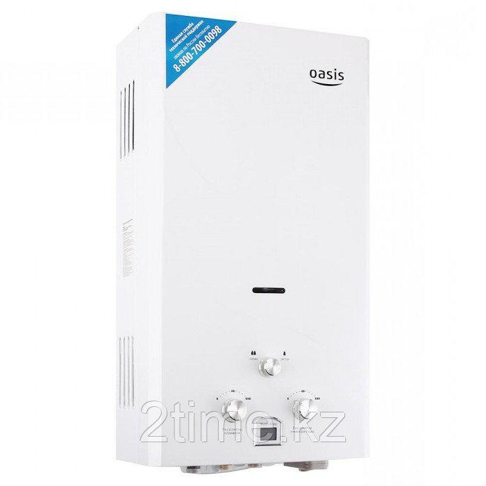Газовый проточный водонагреватель Oasis 20кВт(б)