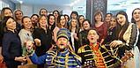Подарок женщинам поздравительный номер  Гусары на выезд в Алматы, фото 3