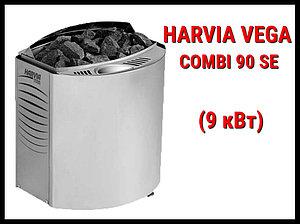 Электрическая печь Harvia Vega Combi BC 90SE c парообразователем