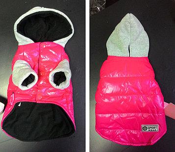 Куртка теплая для собак