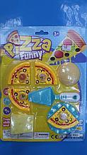 Игрушечная пицца
