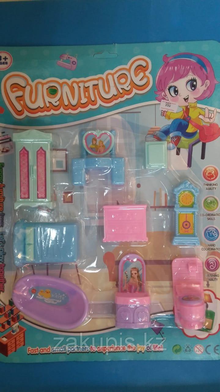 Набор игрушечной мебели