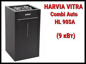 Электрическая печь Harvia Vitra Combi Auto HL 90SA c парообразователем