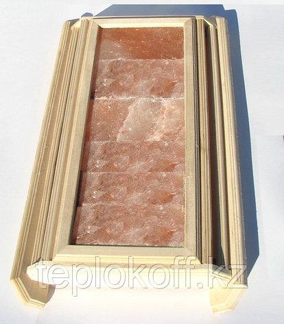 Абажур угловой с гималайской солью, 5 плиток (АУЕ-5П), 212F, Банный Эксперт