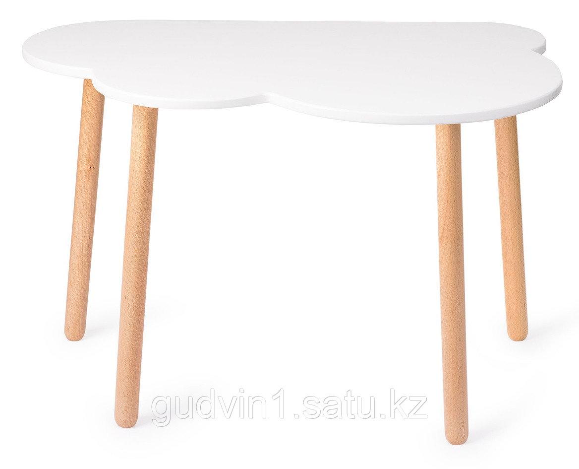 Стол детский Happy Baby Oblako Table Белый 01-04837