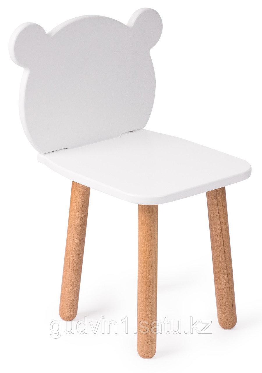 Стул детский Happy Baby Misha Chair Белый