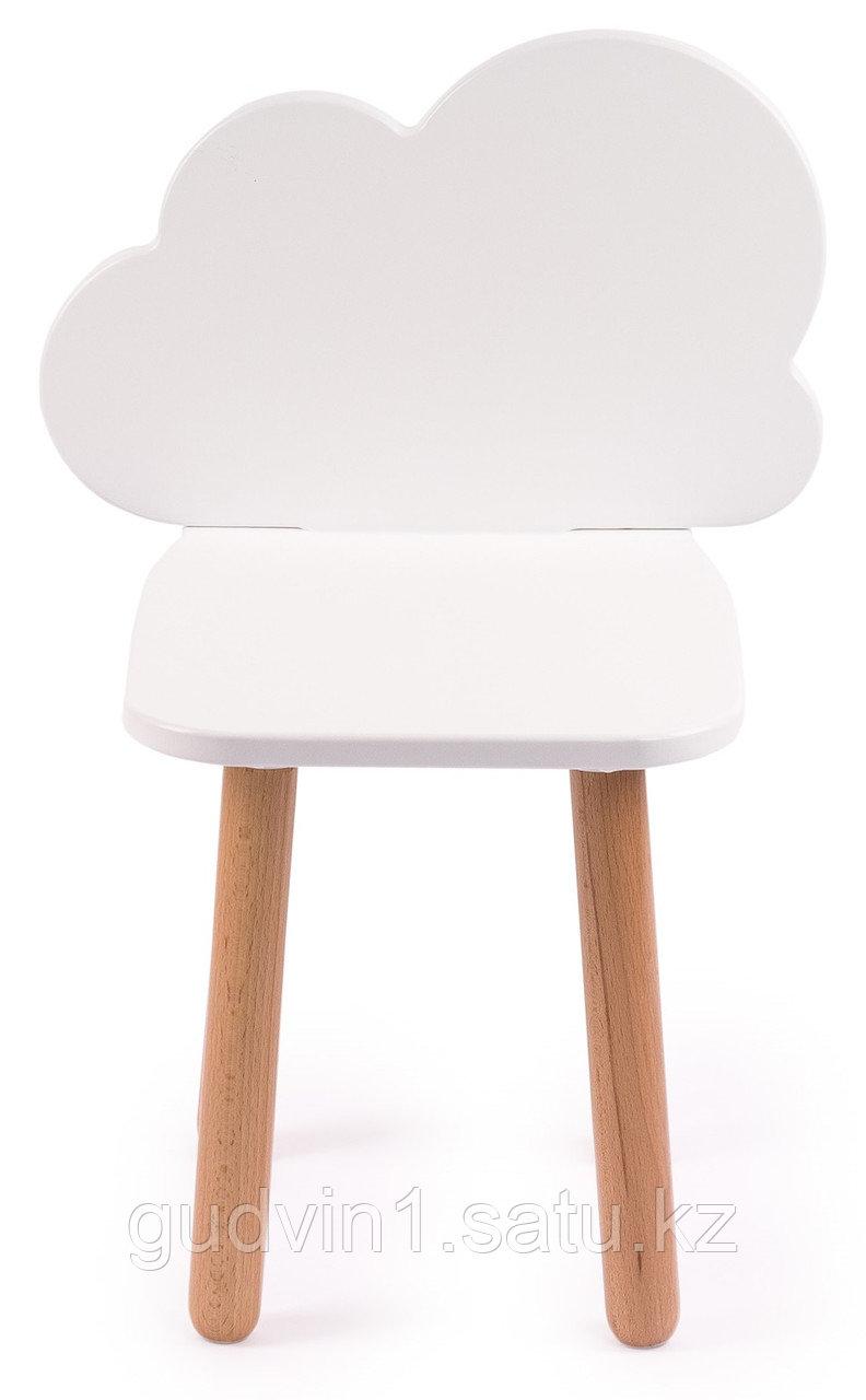 Стул детский Happy Baby Oblako Chair Белый 01-04838