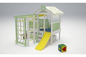 Игровой комплекс-кровать Савушка Baby-1