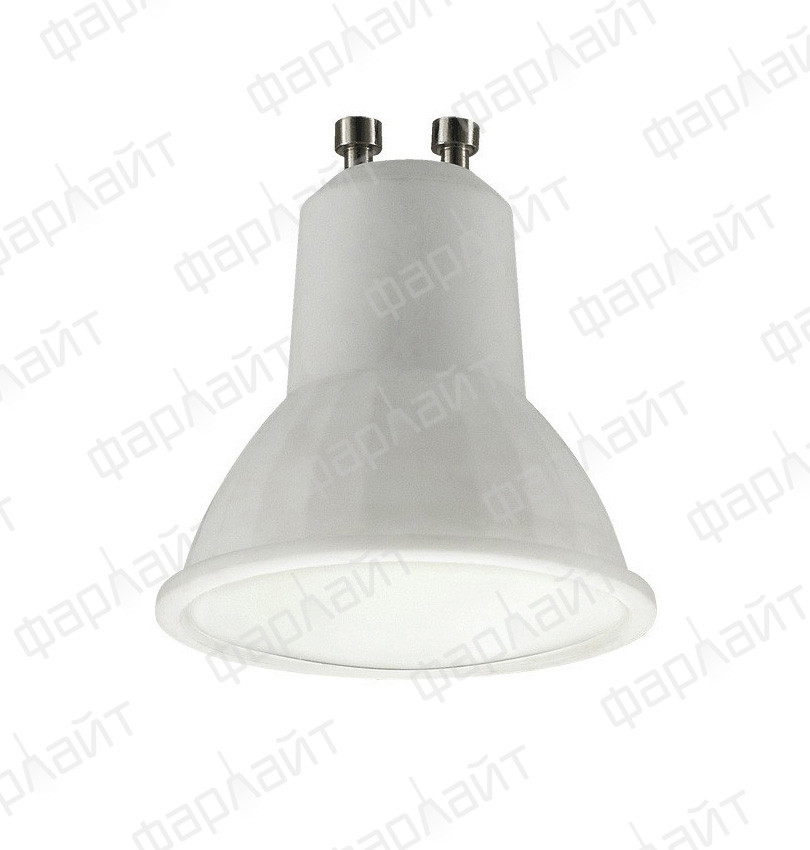 Лампа светодиодная MR16 7Вт 2700К GU10 Фарлайт