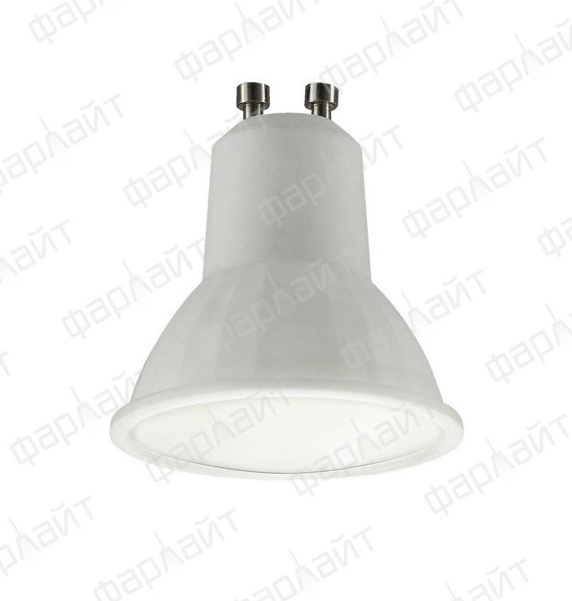 Лампа светодиодная MR16 7Вт 4000К GU10 Фарлайт