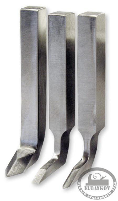 Нож для грунтубеля Lie-Nielsen N271, стреловидный, 6мм (1/4')
