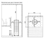 Электрическая печь Harvia Classic Quatro QR70 со встроенным пультом, фото 7
