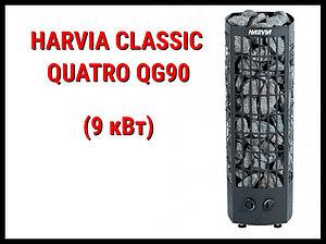 Электрическая печь Harvia Classic Quatro QR90 со встроенным пультом