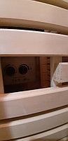 "Финская сауна в квартире. Размер = 1,2 х 0,9 х 2,1 м. Адрес: г. Алматы, ЖК ""Хан Тенгри"" 13"