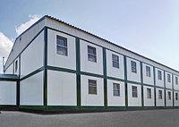 Быстровозводимое блочно-модульное здание офис