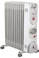 Масляный радиатор С45-11, 2,5квт, 11-секций