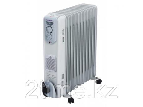 Масляный радиатор ORF-09H, 2кВт, 9-секций, встроенный вентилятор