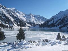 Тур на Большое алматинское озеро на кабриолете G500 Cabrio