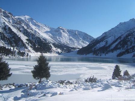Тур на Большое алматинское озеро на кабриолете G500 Cabrio, фото 2