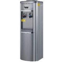 Кулер для воды ALMACOM WD-CFO-2AF fe НАПОЛЬНЫЙ, с холодильником, компрессорное охлаждение и нагрев