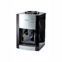 Кулер для воды ALMACOM WD-DME-21CE, НАСТОЛЬНЫЙ (только нагрев, без охлаждения) черно серый