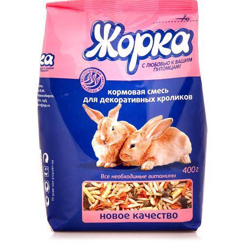Корм Жорка для кроликов