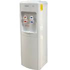 Кулер для воды ALMACOM WD-SHE-22CE, НАПОЛЬНЫЙ, со шкафчиком электронное охлаждение и нагрев, белый.