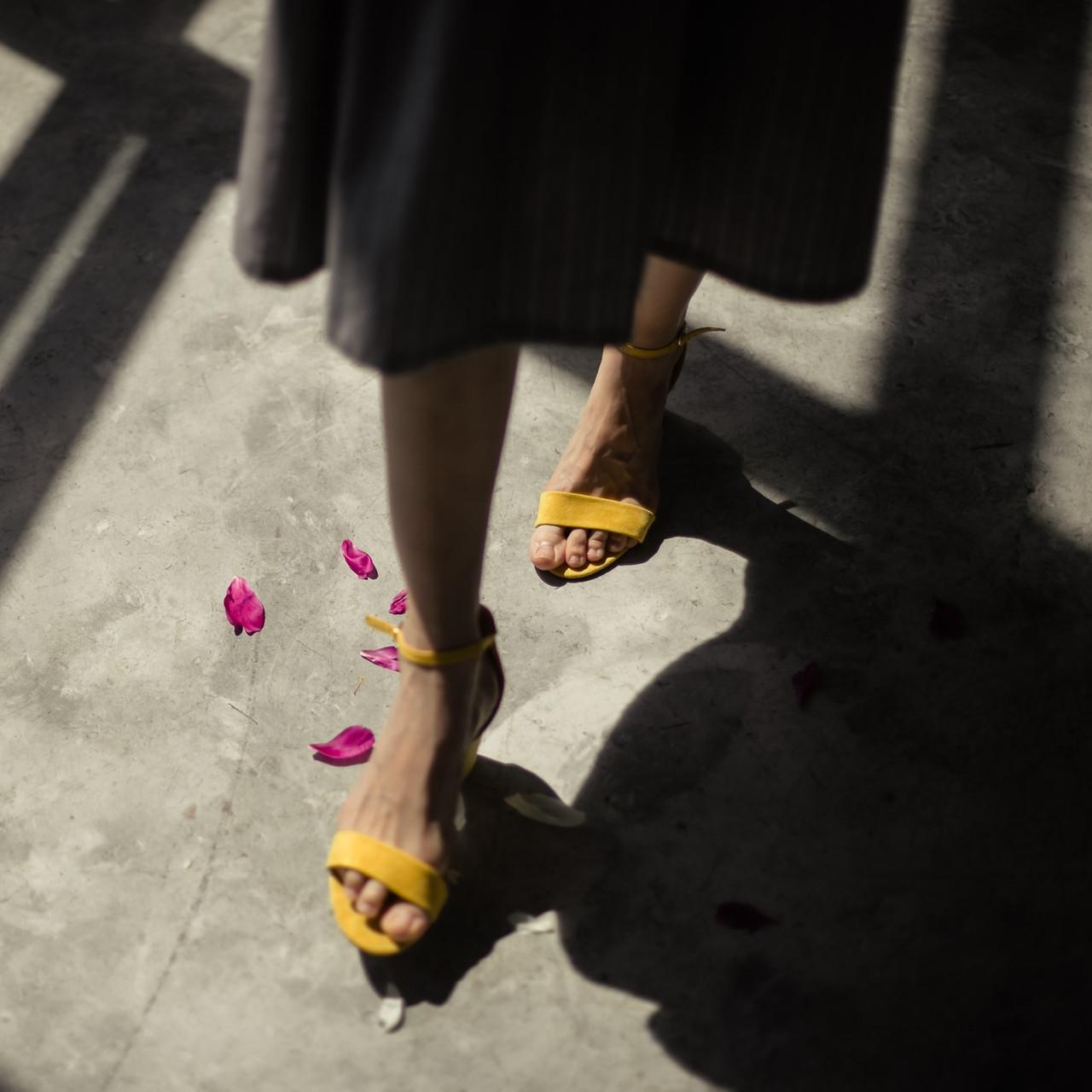 Льняное платье для женщин. - фото 4