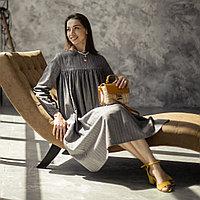 Льняное платье для женщин. 48