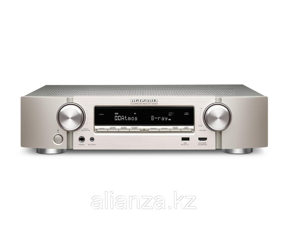 AV ресивер Marantz NR1607 Silver/Gold