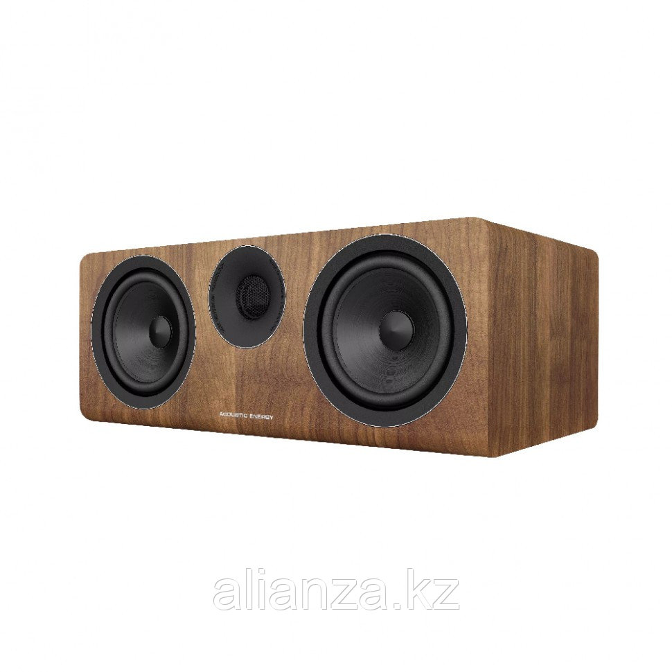 Центральный канал Acoustic Energy AE307 2018 Piiano Gloss Real Walnut wood veener