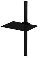 Тумба для ТВ настенная Sonorous PL2610B HBLK